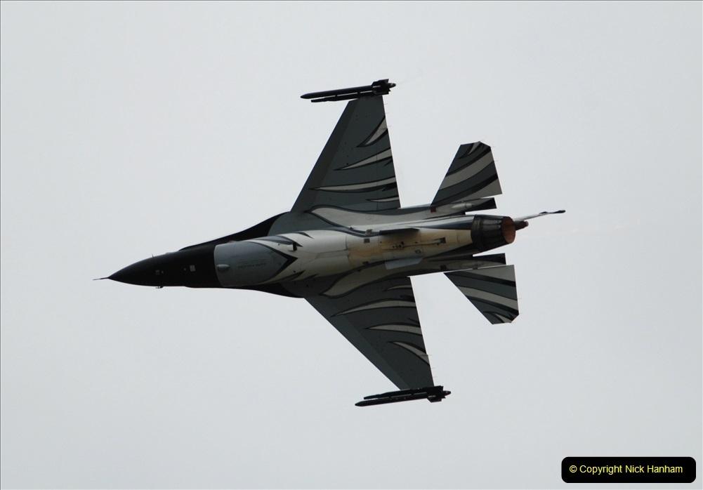 2019-07-13 Yeovilton Air Day. (503) F-16 Fighting Falcon.