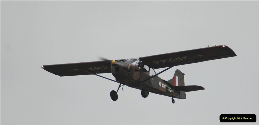 2019-07-13 Yeovilton Air Day. (530) Auster AHP.