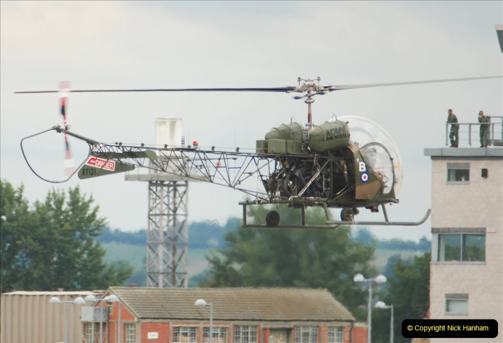 2019-07-13 Yeovilton Air Day. (535) Sioux.