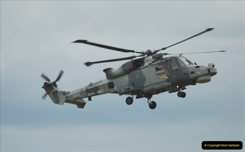 2019-07-13 Yeovilton Air Day. (566) Wildcat AH1.