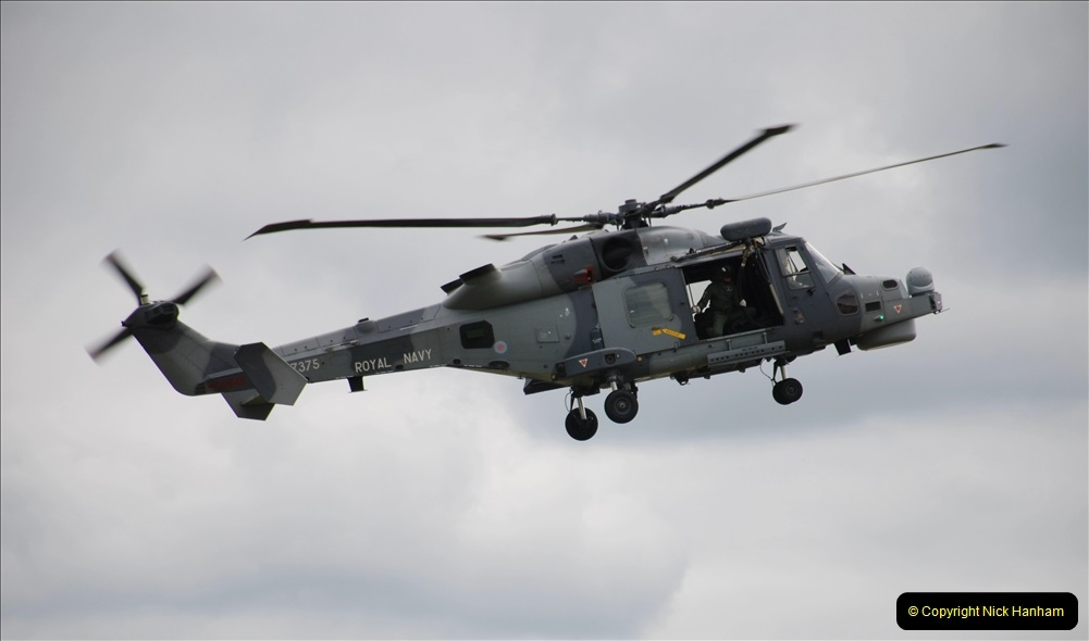 2019-07-13 Yeovilton Air Day. (574) Wildcat AH1.