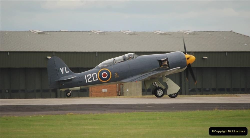 2019-07-13 Yeovilton Air Day. (580) Hawker Sea Fury T.20.
