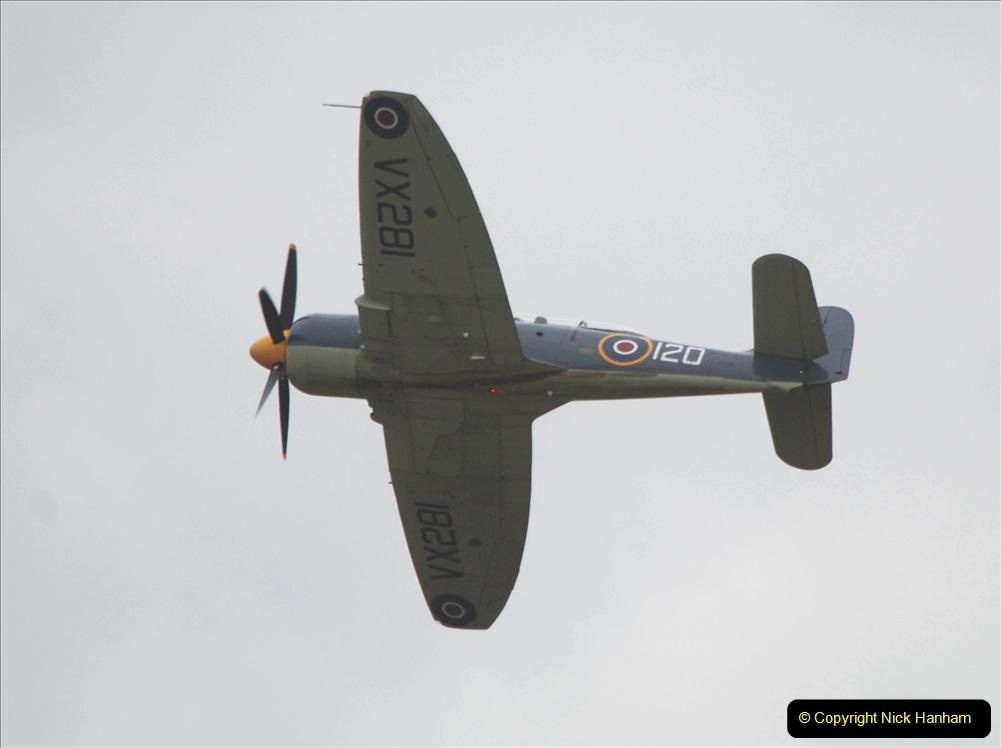 2019-07-13 Yeovilton Air Day. (586) Hawker Sea Fury T.20.