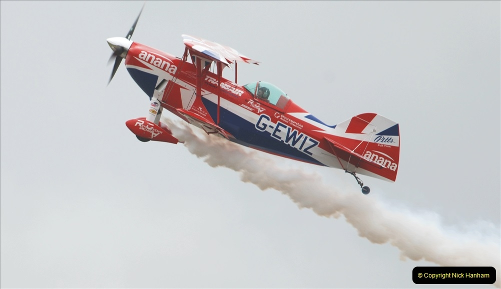 2019-07-13 Yeovilton Air Day. (596) Pitts S-2 Special.