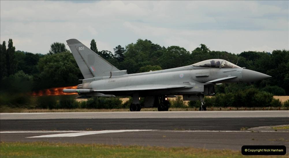 2019-07-13 Yeovilton Air Day. (607) Typhoon FGR$.