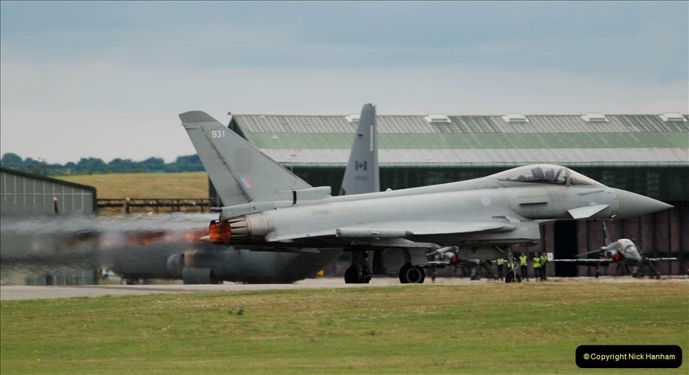 2019-07-13 Yeovilton Air Day. (608) Typhoon FGR$.