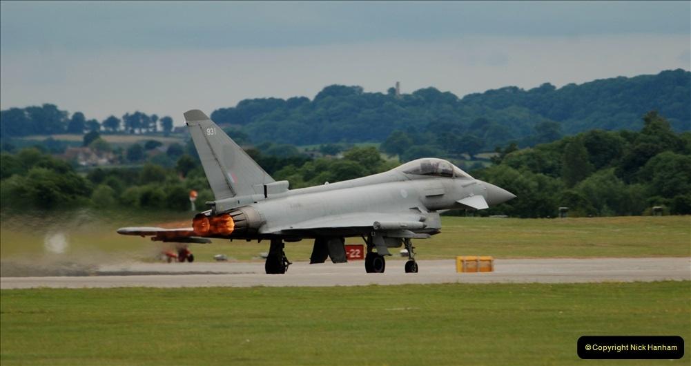2019-07-13 Yeovilton Air Day. (609) Typhoon FGR$.