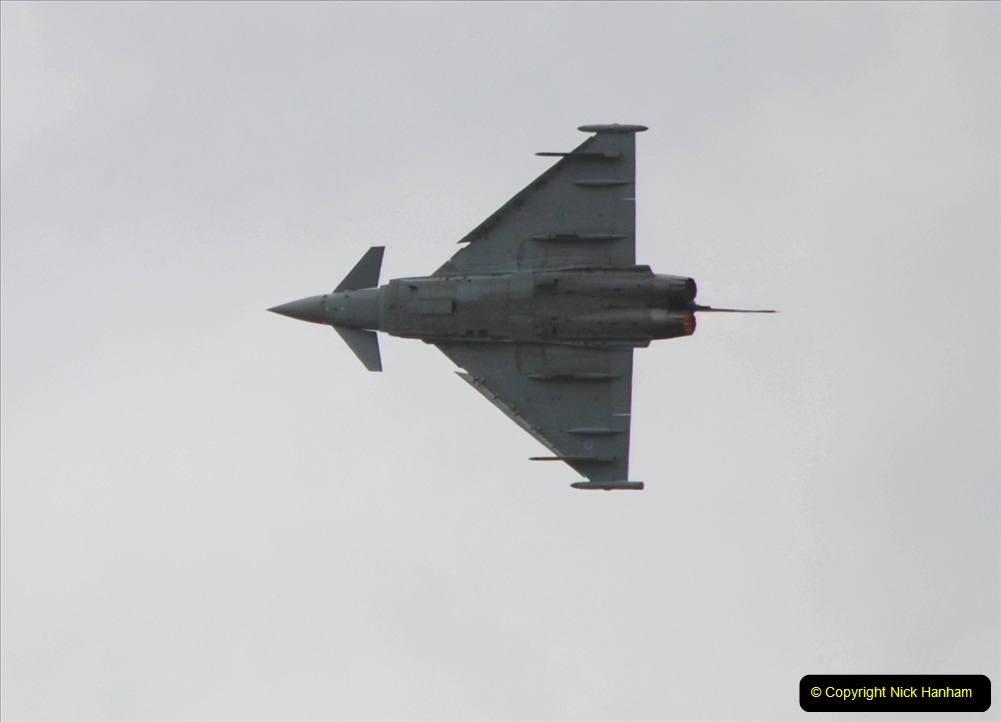 2019-07-13 Yeovilton Air Day. (610) Typhoon FGR$.