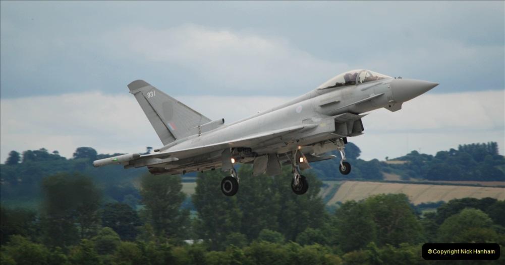 2019-07-13 Yeovilton Air Day. (615) Typhoon FGR$.