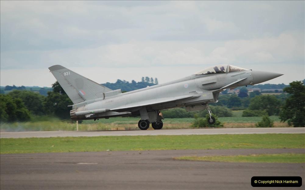 2019-07-13 Yeovilton Air Day. (616) Typhoon FGR$.