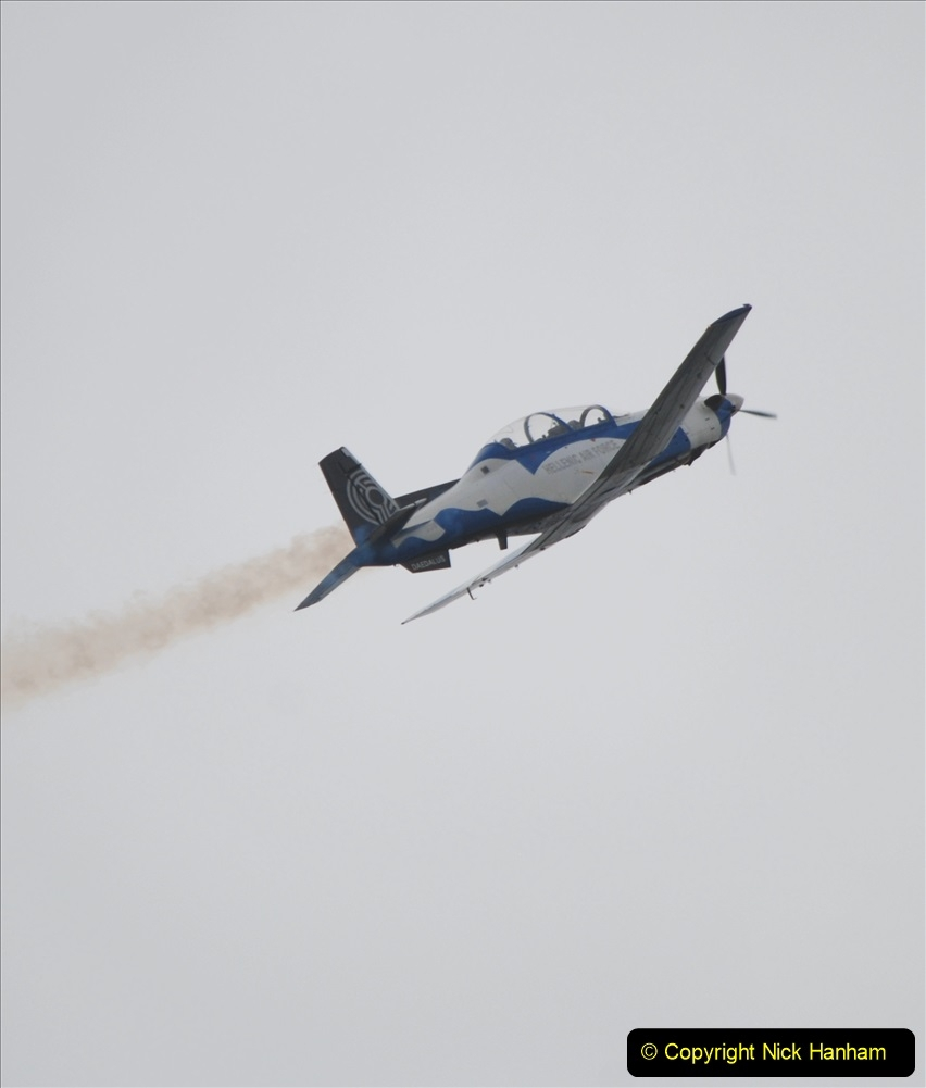2019-07-13 Yeovilton Air Day. (623) Helinic Air Force Daedalus G36.