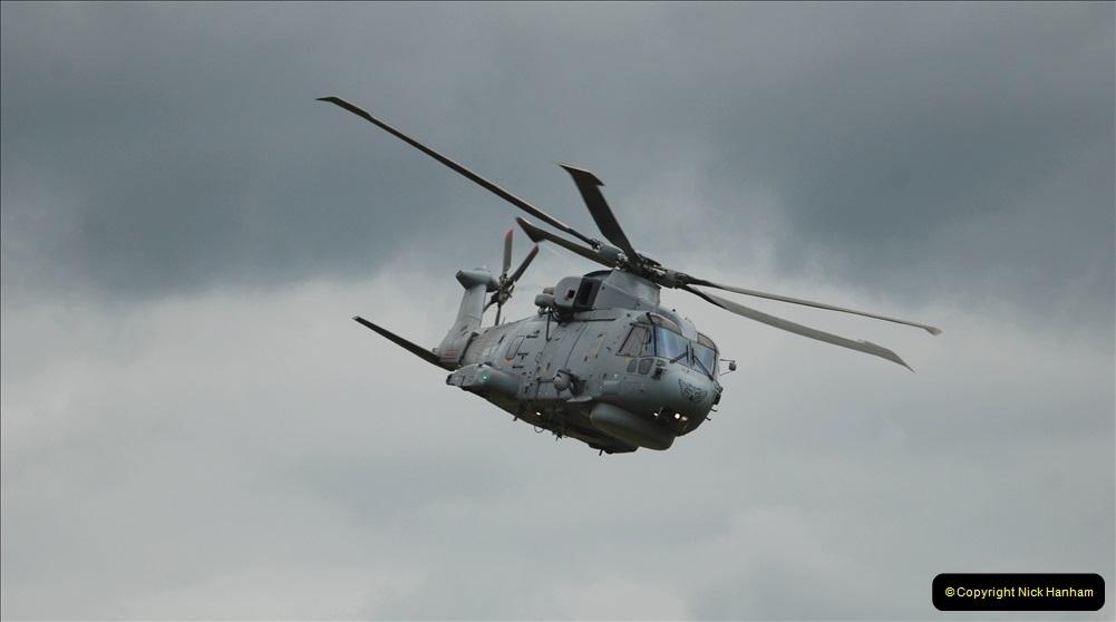 2019-07-13 Yeovilton Air Day. (639) Merlin HC4.