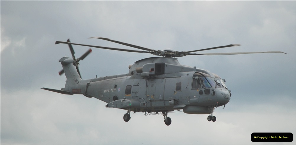 2019-07-13 Yeovilton Air Day. (642) Merlin HC4.