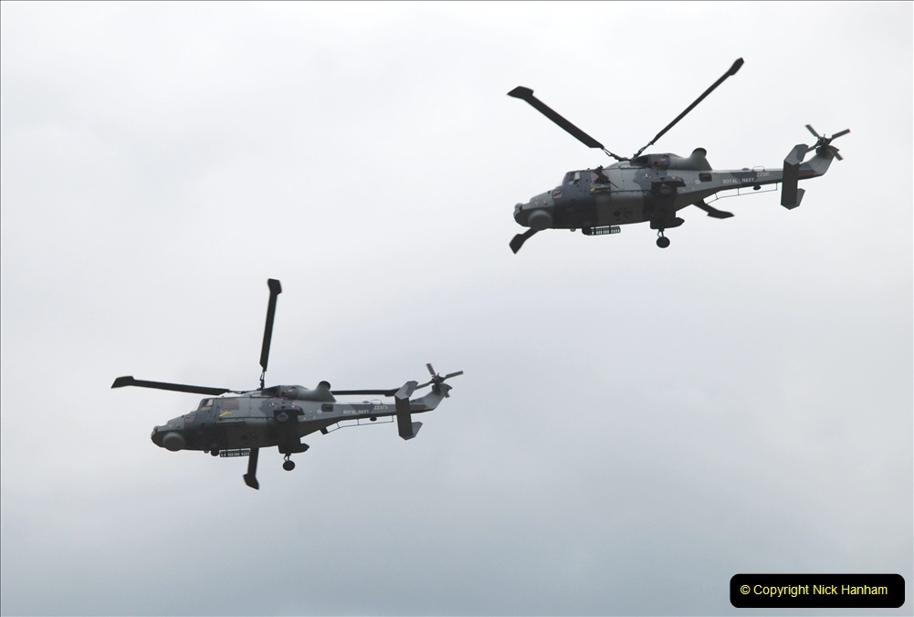 2019-07-13 Yeovilton Air Day. (647) Wildcat AH1.