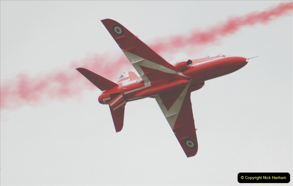 2019-07-13 Yeovilton Air Day. (667) Red Arrows.