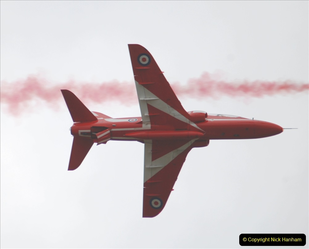 2019-07-13 Yeovilton Air Day. (668) Red Arrows.