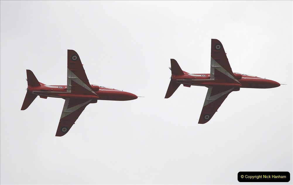 2019-07-13 Yeovilton Air Day. (674) Red Arrows.
