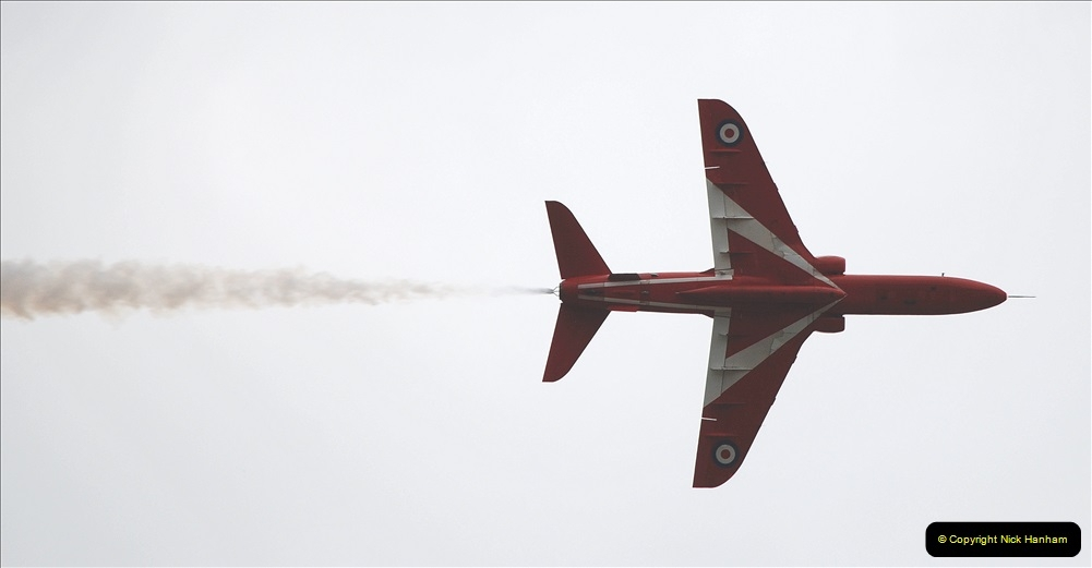 2019-07-13 Yeovilton Air Day. (678) Red Arrows.