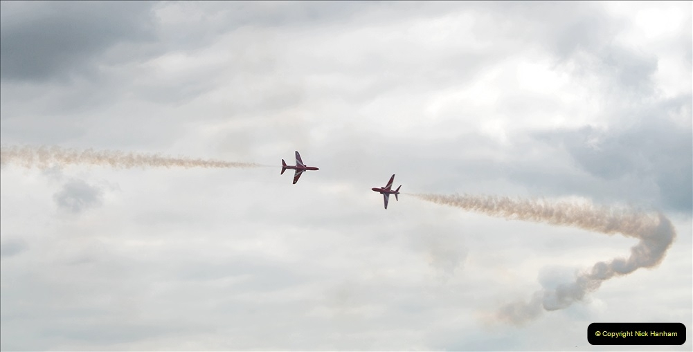 2019-07-13 Yeovilton Air Day. (685) Red Arrows.