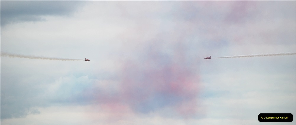2019-07-13 Yeovilton Air Day. (686) Red Arrows.