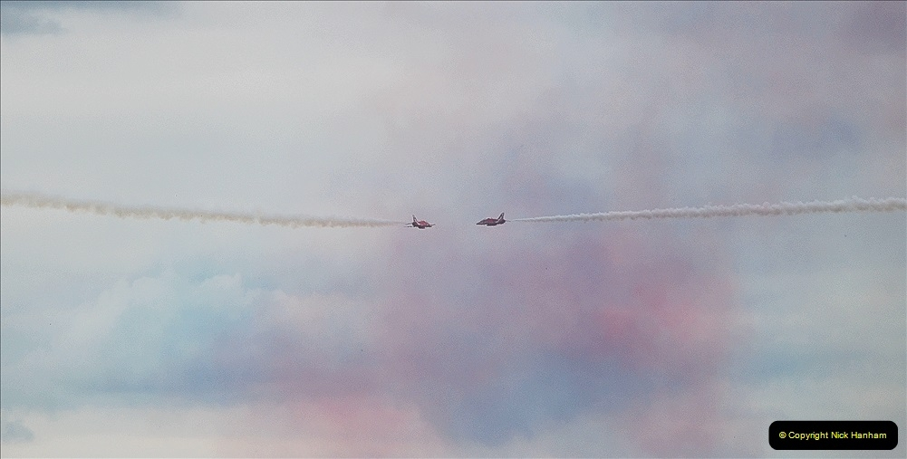 2019-07-13 Yeovilton Air Day. (687) Red Arrows.