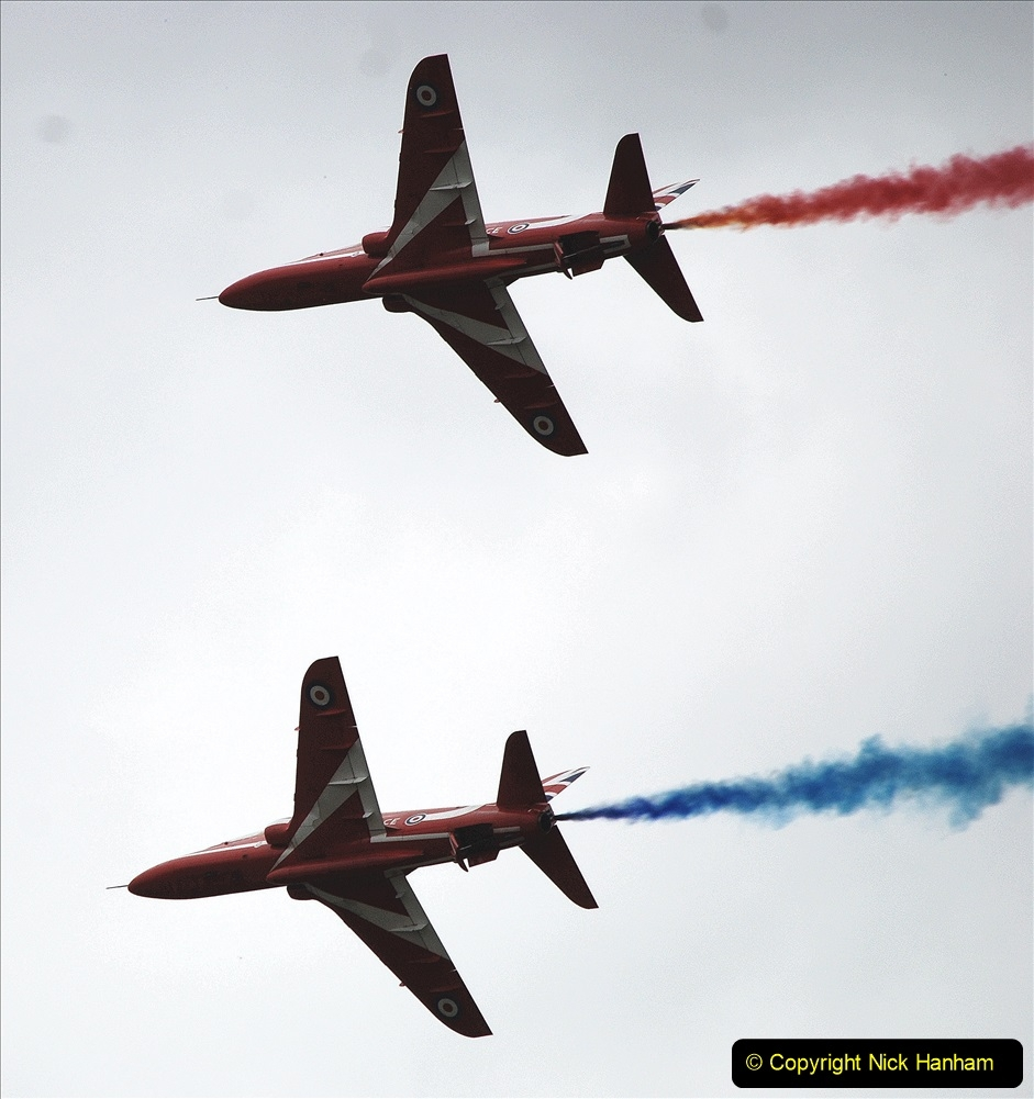 2019-07-13 Yeovilton Air Day. (693) Red Arrows.