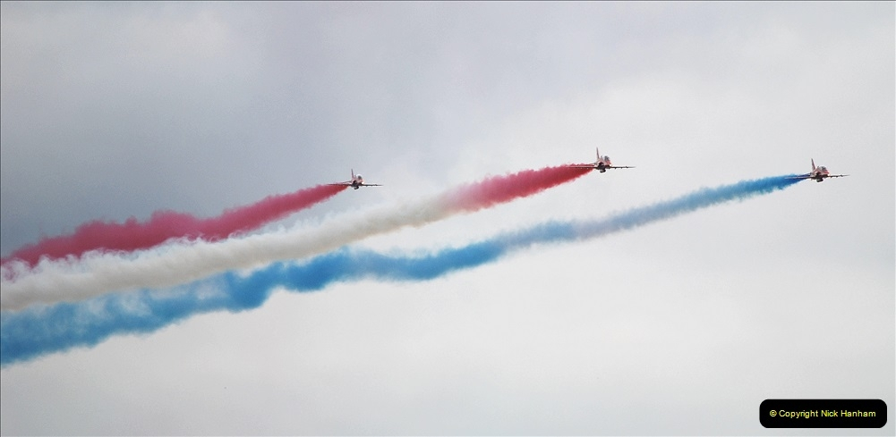 2019-07-13 Yeovilton Air Day. (701) Red Arrows.