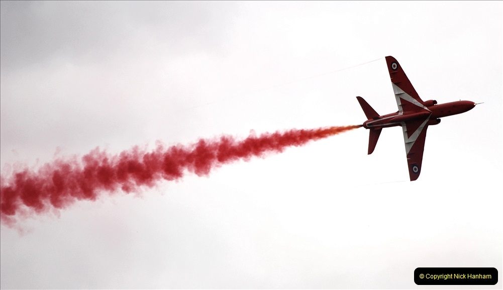 2019-07-13 Yeovilton Air Day. (711) Red Arrows.