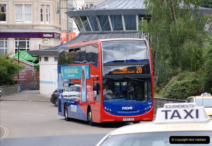 2019-07-18 More Yellow Buses Number 2 (101) Bournemouth Square 1230 to 1330 and journey home. My TAXI home.101