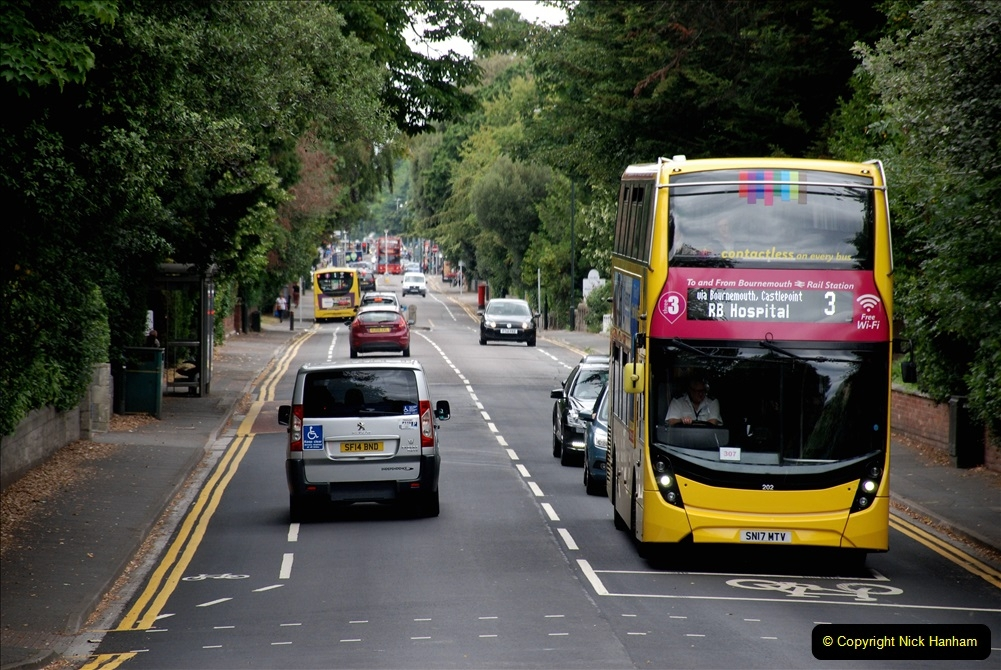 2019-07-18 More Yellow Buses Number 2 (108) Bournemouth Square 1230 to 1330 and journey home. 108