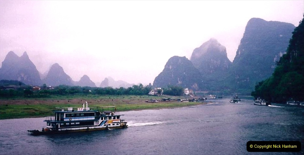 China 1993 April. (111) Yangshuo. 111