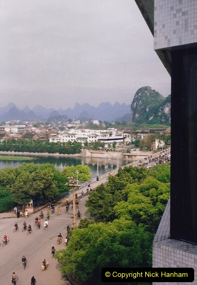 China 1993 April. (125) Guilin.  125