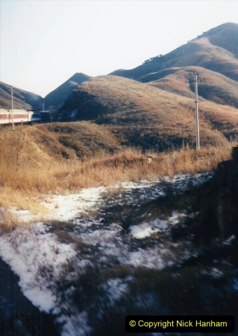 China 1997 November Number 1. (53) On the way to Chengde. 053