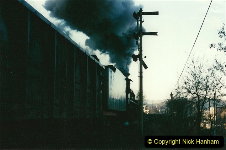 China 1997 November Number 1. (87) On the Steel Works branch. 087