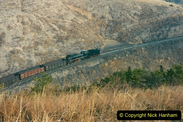 China 1997 November Number 1. (178) Linesiding on the Steel Works branch. 178
