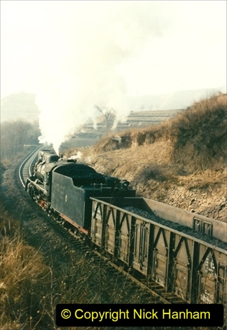 China 1997 November Number 1. (206) More branch linesiding. 206