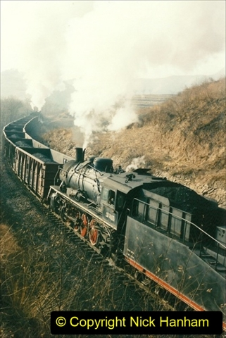 China 1997 November Number 1. (212) More branch linesiding. 212