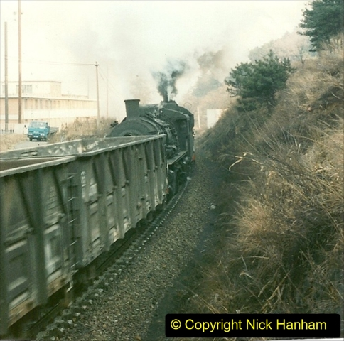 China 1997 November Number 1. (219) More branch linesiding. 219