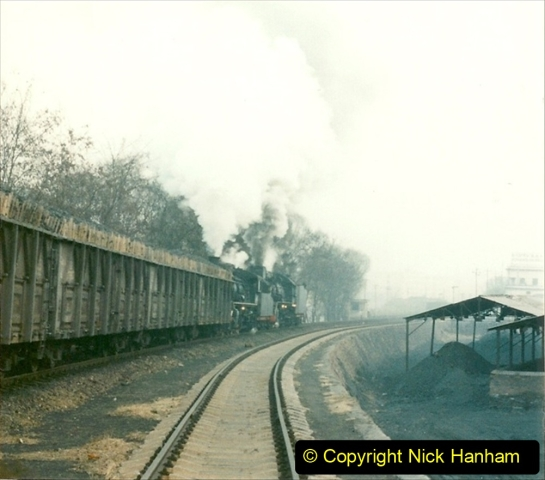 China 1997 November Number 1. (234) More branch linesiding. 234