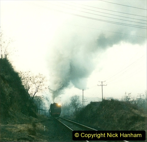 China 1997 November Number 1. (236) More branch linesiding. 236