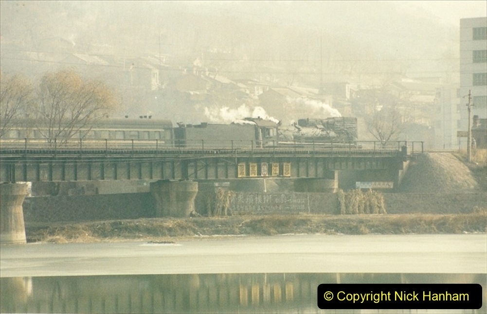 China 1997 November Number 2. (217) Chengde town area of the Steeel Works branch. 217