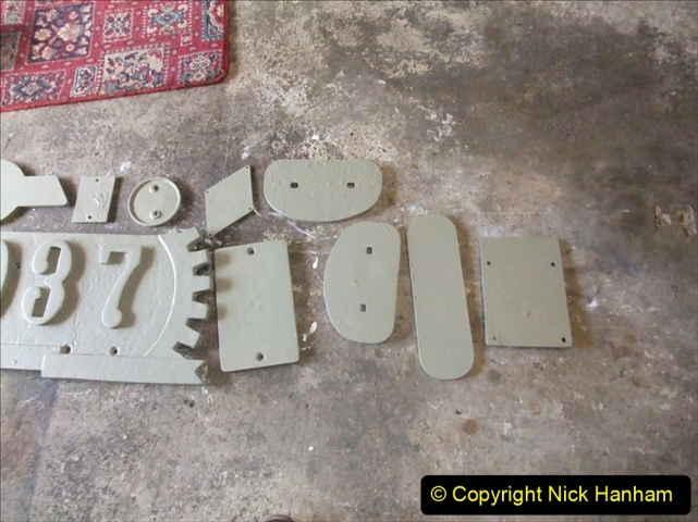 China Rail Plates Restorations. Picture (22) 22