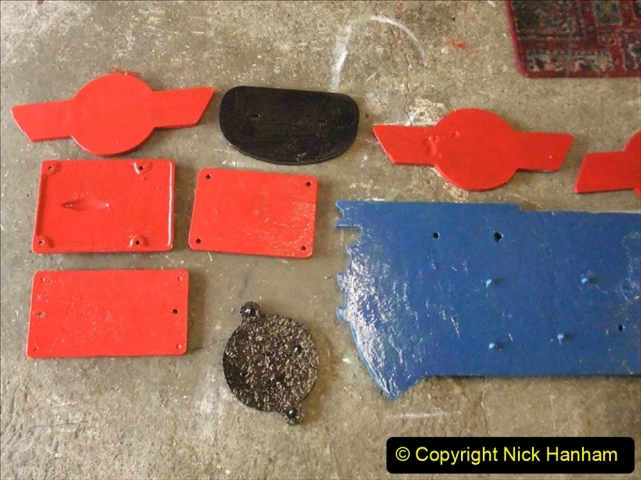 China Rail Plates Restorations. Picture (24) 24
