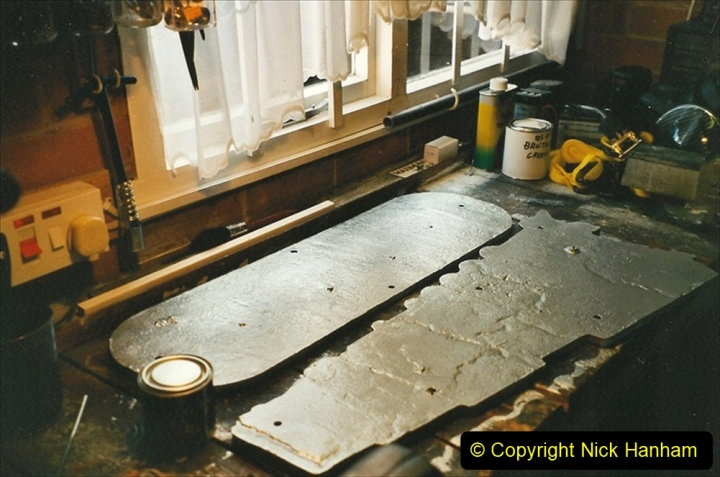 China Rail Plates Restorations. Picture (36) 36