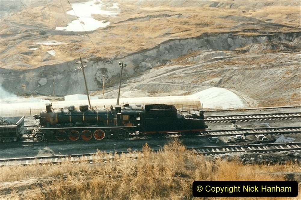 China 1999 October Number 1. (304) More mine workings.