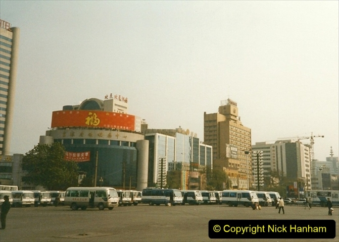 China 1999 October Number 3. (10) Anshan.010