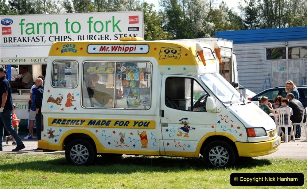2019-09-01 Truckfest @ Shepton Mallet, Somerset. (10) Ice Cream Vans. 010