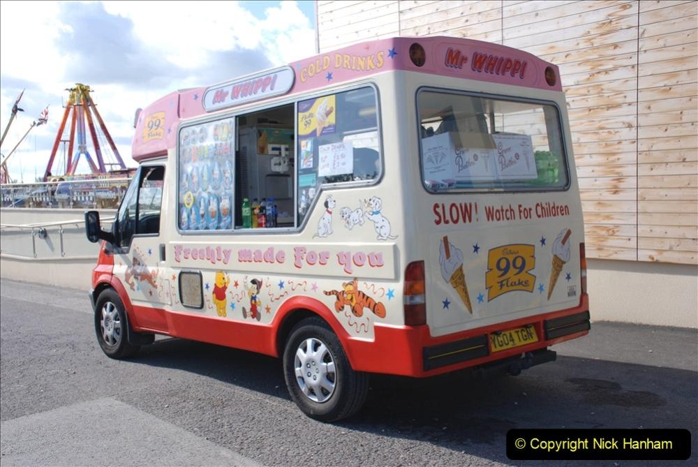 2019-09-01 Truckfest @ Shepton Mallet, Somerset. (13) Ice Cream Vans. 013