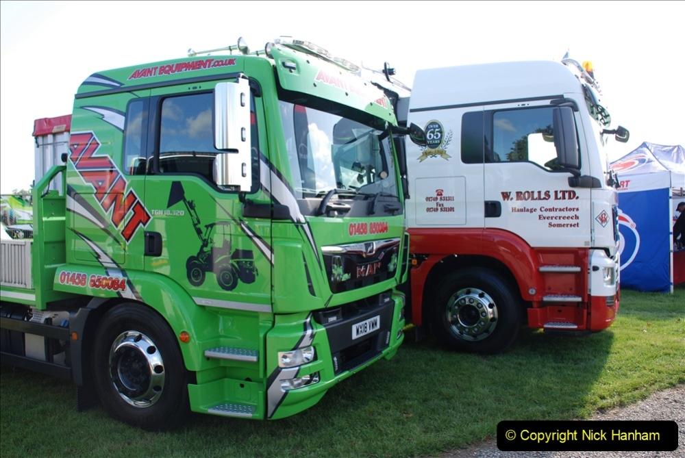 2019-09-01 Truckfest @ Shepton Mallet, Somerset. (54) 054