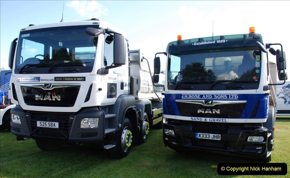 2019-09-01 Truckfest @ Shepton Mallet, Somerset. (55) 055
